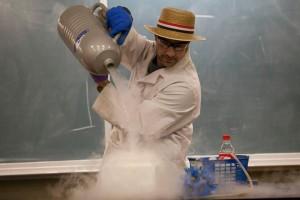 Chemistry Magic Show - Tim Newman