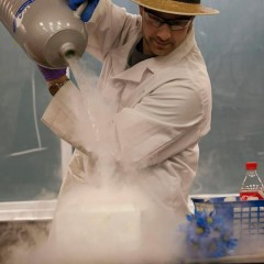 Upcoming Chemistry Magic Show for UCD Chemistry Club