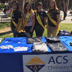 SCC Chemistry Club at Club Day