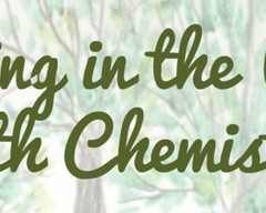 Walking in the Woods with Chemistry: Talk, Tour, And Continuing Exhibit