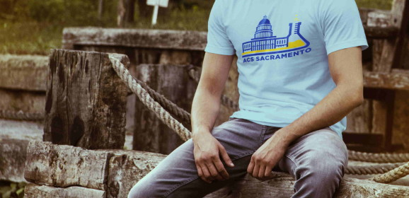 Just in Time for the Holidays: ACS Sacramento T-Shirts