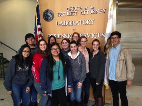Forensics Tour