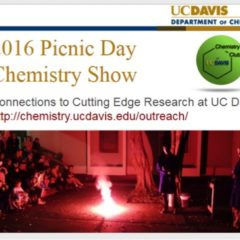 UCD Chem Club: Several Successful Events