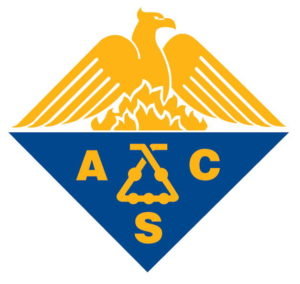 ACS logo with phoenix on top and kaliapparat on bottom