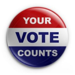 ACS Sacramento Election: Your Vote Counts!