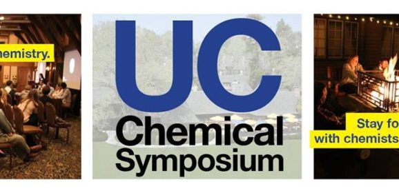 Sacramento Section Helps Sponsor UC Chemistry Symposium