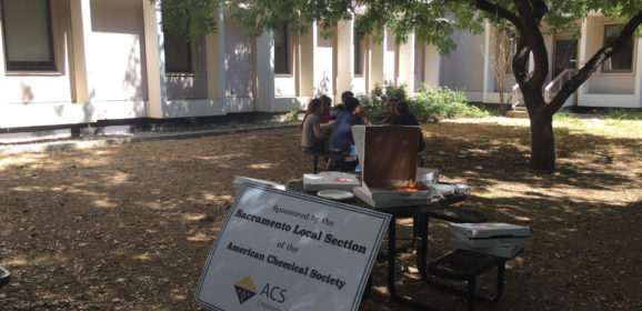 ACS Pizza and Recruitment Event at UCD