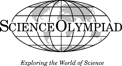 Science Olympiad logo with picture of globe