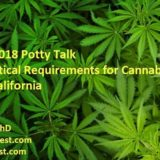 Potty Talk: California Cannabis Chemistry