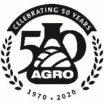 logo for ACS AGRO division: celebrating 50 years