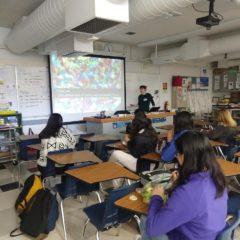WISTEM Talk at Davis Senior High School