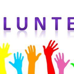 Volunteer Opportunities in April