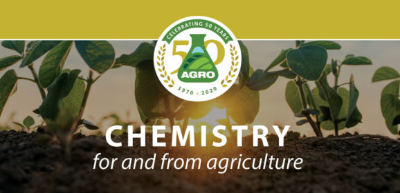 The Future of Sustainable Agrochemistry Webinar, November 12, 2020, 12:00-1:30 PM EST