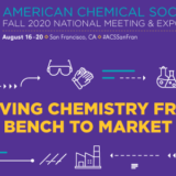 Call for Abstracts – ACS Fall 2020 National Meeting