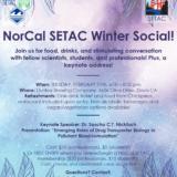 NorCal SETAC Winter Social