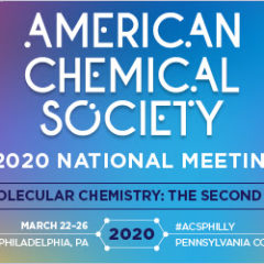 Cancellation of ACS Spring 2020 National Meeting