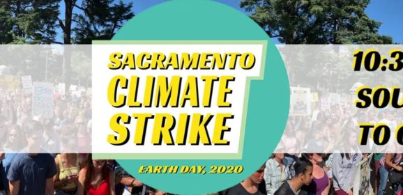 Sacramento Climate Strike is Going Digital