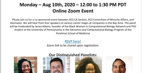 Diversity in Chemistry Career Panel
