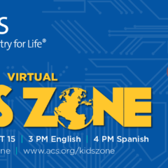 Virtual ACS Kids Zone August 15th