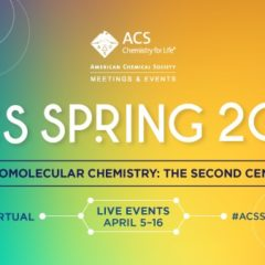 ACS Spring 2021 will be Virtual