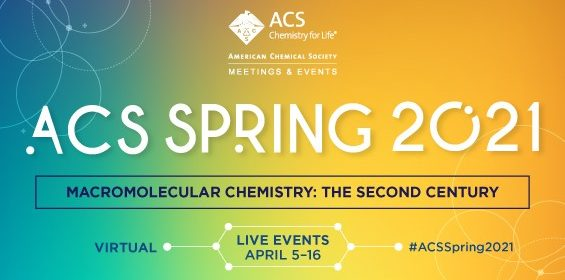 ACS Spring 2021 will be Virtual