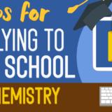 ACS Webinar: Tips for Applying to Grad School