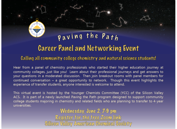 Career Panel and Networking Event June 2nd